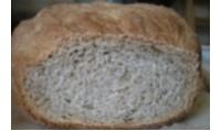 Хліб з імбиром і яблучним пюре