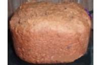 Хліб з корицею і чорносливом