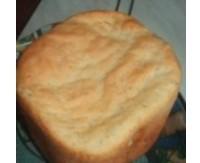 Хліб з червоною рибою