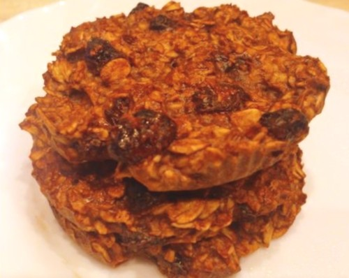 Хрустке вівсяно-шоколадне печиво
