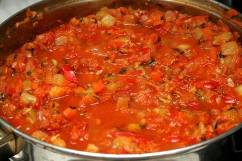 Ікра «Асорті» з овочів