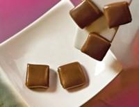 Іриски з шоколаду
