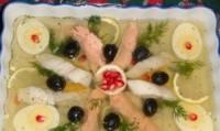 «Іронія долі» - холодець із риби