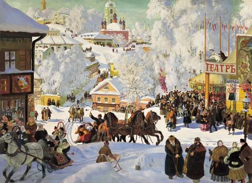 Історія святкування Нового року в Росії