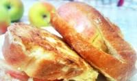 Яблучні лже-пиріжки