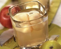 Яблучний або грушевий компот