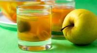 Яблучний компот з гарбузом