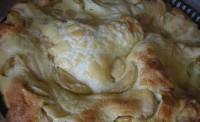 Яблучний пиріг «поповеров» по-англійськи