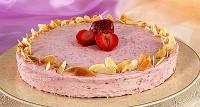 Ягідно-горіховий торт