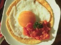 Яєчня-глазунья по-американськи