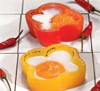 Яєчня «Весела» в солодкому перці