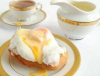 Яйця з куркою «Бенедикт»