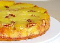 Йогуртово-фруктовий пиріг