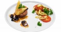 Кабачки смажені з помідорами (2)