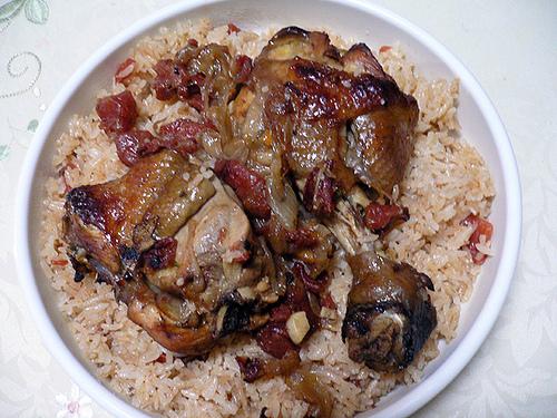КАБС - національне блюдо Саудівської Аравії