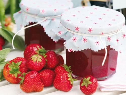 Як приготувати полуничне варення. Рецепт варення з полуниці