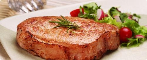 Як приготувати чудові відбивні зі свинини