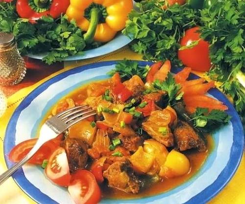 Як приготувати солодкий перець: другі страви для вашого столу