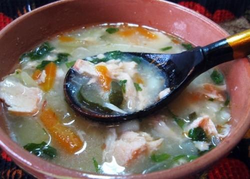 «Калья» - рибний суп по-російськи