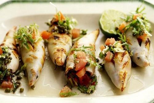 Кальмари: особливості приготування і рецепти різних страв
