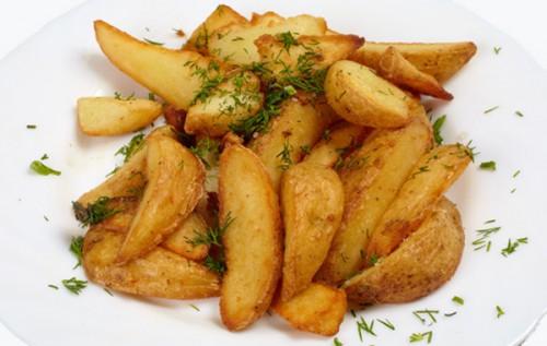 Картопля «Айдахо» - смачно і швидко
