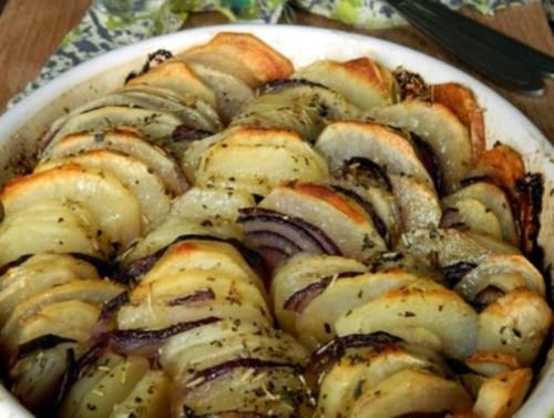 Картопля «Криспи Запечена», запечена по-французьки