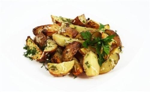 Картопля запечена «Айдахо»