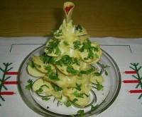 Картопляна ялиночка