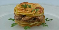 Картопляна запіканка по-монастирськи