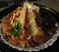 Картопляно-м'ясний вулкан