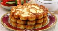 Картопляно-сирні коржики