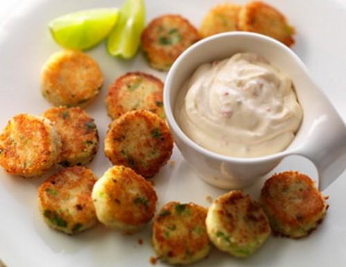 Картопляні котлети: просто і дуже апетитно