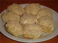 Картопляні тістечка