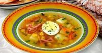 Картопляний суп з кукурудзою