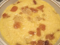 Кашка кукурудзяна з мандарином
