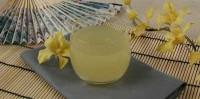 Кисіль з ананасового соку