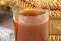 Кисіль морквяний з ягідним соком