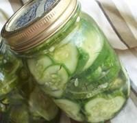 Кисло-солодкі огірки консервовані