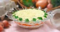 Класичний салат «Мімоза»