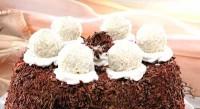 Класичний торт «Повітряний поцілунок»