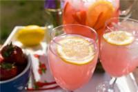 Полуничний лимонад домашній