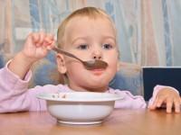Коли я їм, я глухий і німий! Діти від 3-х років