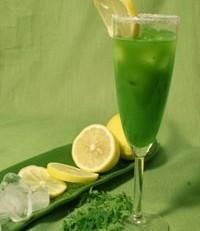 Коктейль річний «Зелений»