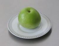 Компот із свіжих яблук і слив