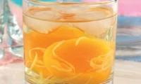Персиковий Компот з ваніллю