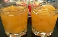 Компот з грушами і медом