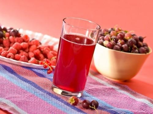 Компоти зі свіжих ягід і фруктів
