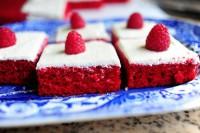 Червоний торт «Оксамитовий»