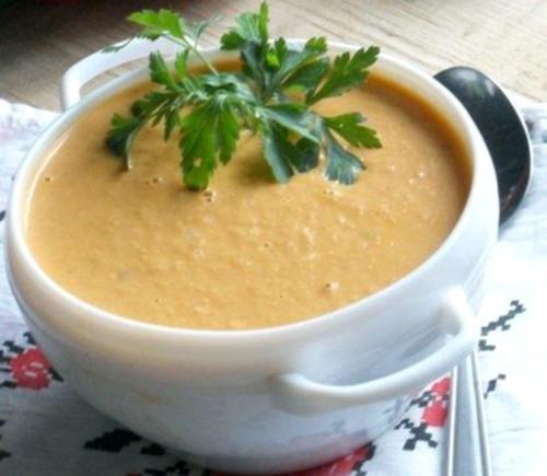 Крем -суп з баклажанів «Ренуар»