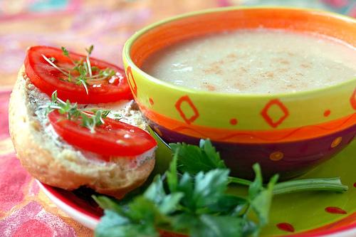 Крем-суп із селери